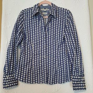 Tommy Hilfiger stretch button up size medium